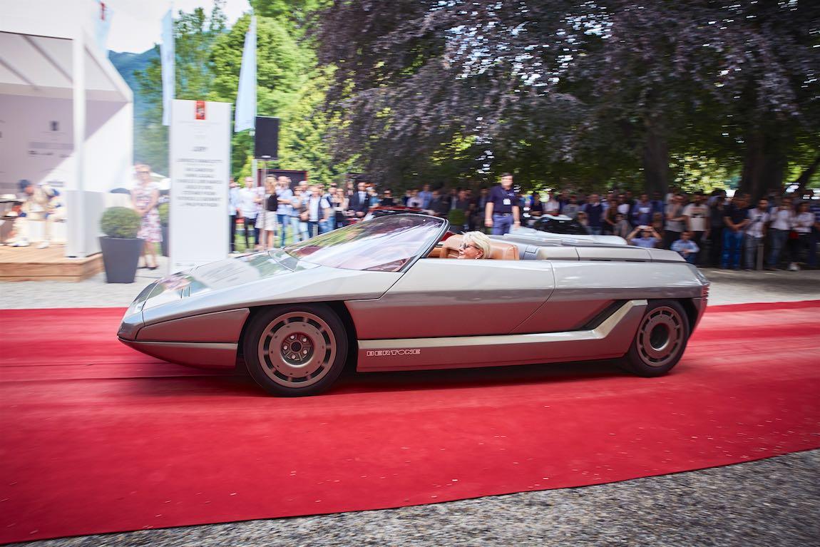 1980 Lamborghini Athon Concept by Bertone