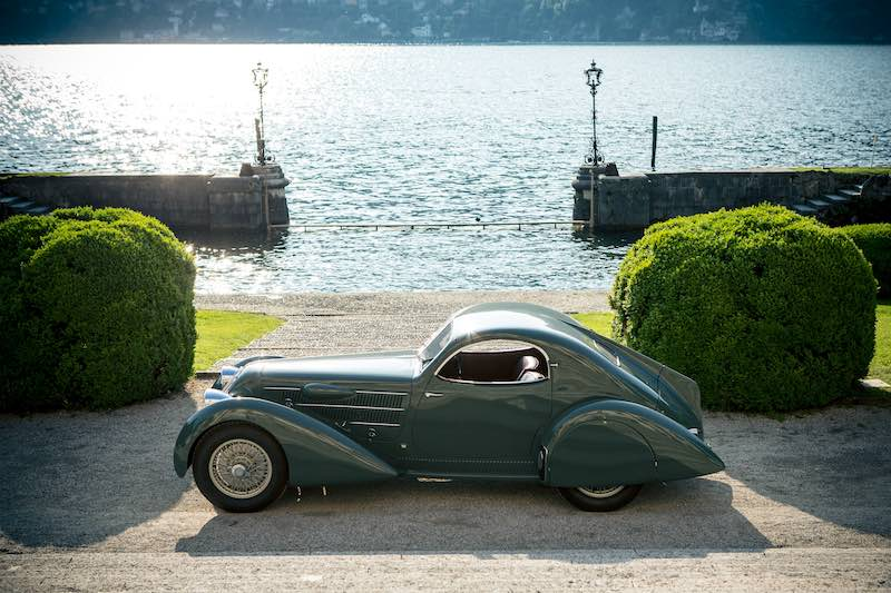 1933 Lancia Astura Serie II by Castagna