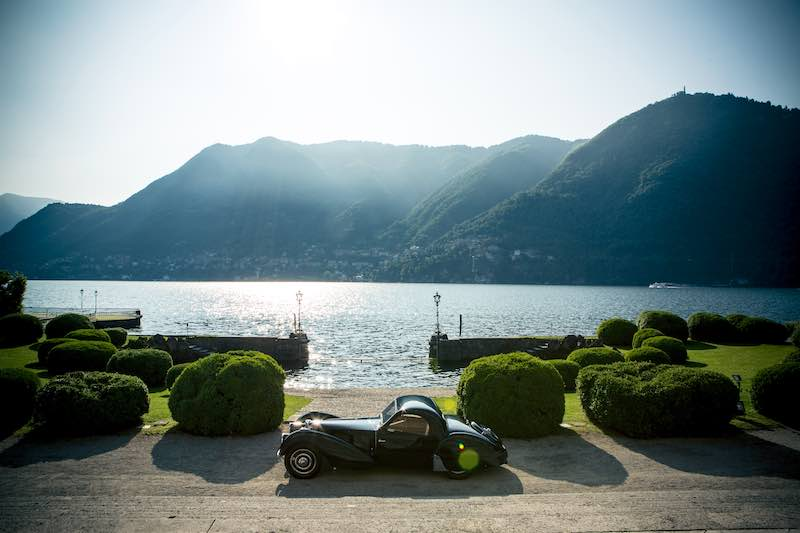 1937 Bugatti Type 57 SC Atalante