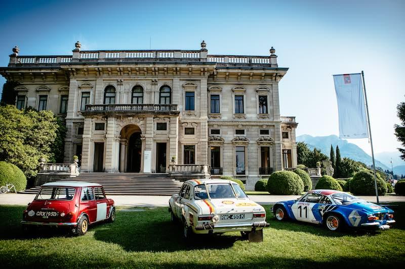 Rally Class - Concorso d'Eleganza Villa d'Este 2016