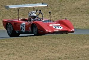 1969 Lola T-163 Brian Blain