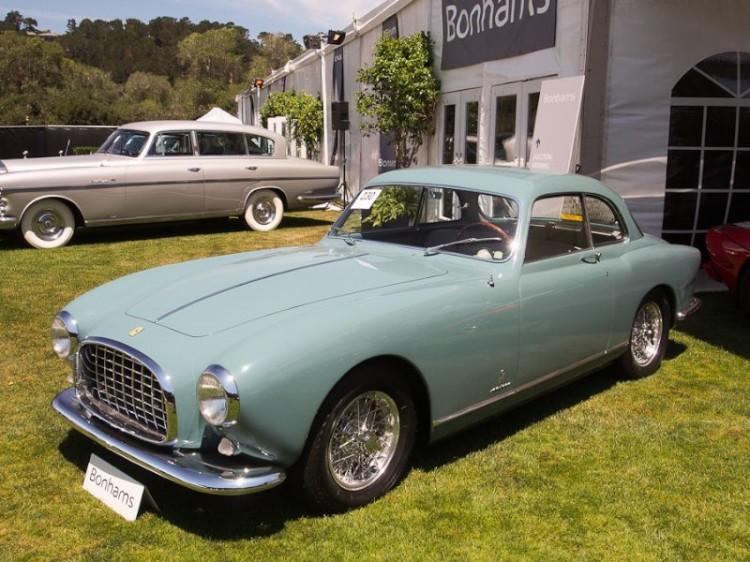 1952 Ferrari 212 Europa Coupe, Body by Pinin Farina
