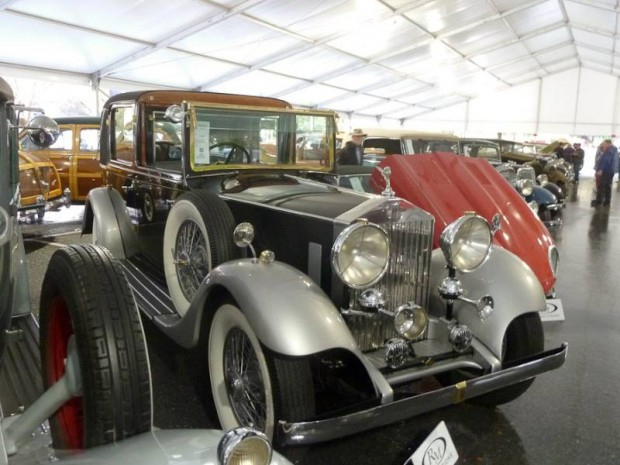 1933 Rolls-Royce 20/25hp Enclosed Limousine Sedanca, Body by Thrupp and Maberly