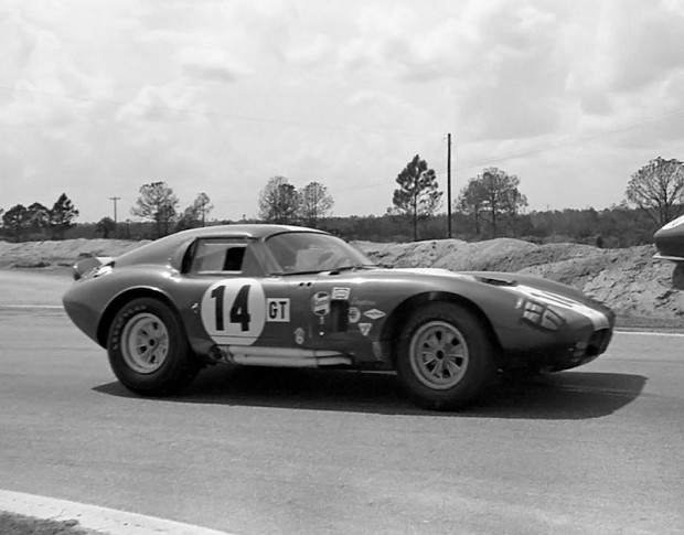#14 Shelby Daytona Coupe.