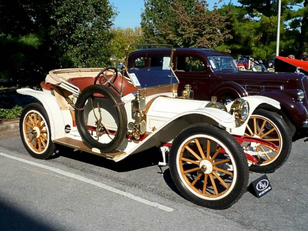 1910 Otto Type B Series 12-1 Speedster