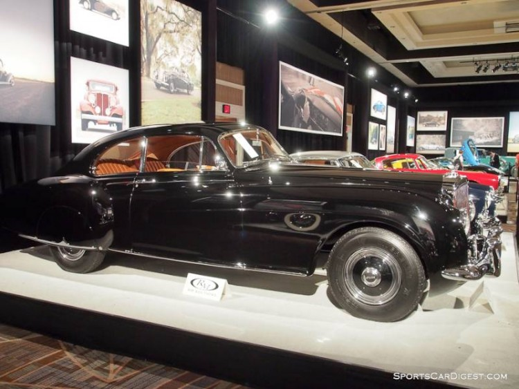 1953 Bentley R-Type Continental Fastback Coupe, Body by H.J. Mulliner