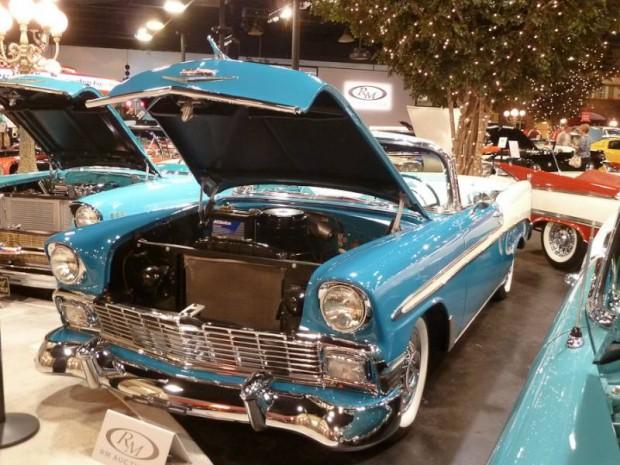 1956 Chevrolet Bel Air Convertible