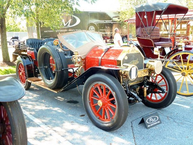 1912 Simplex 38hp Double Roadster