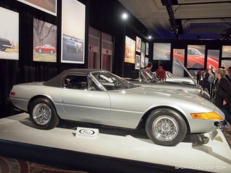 1973 Ferrari 365 GTS/4 Daytona Spider, Body by Scaglietti