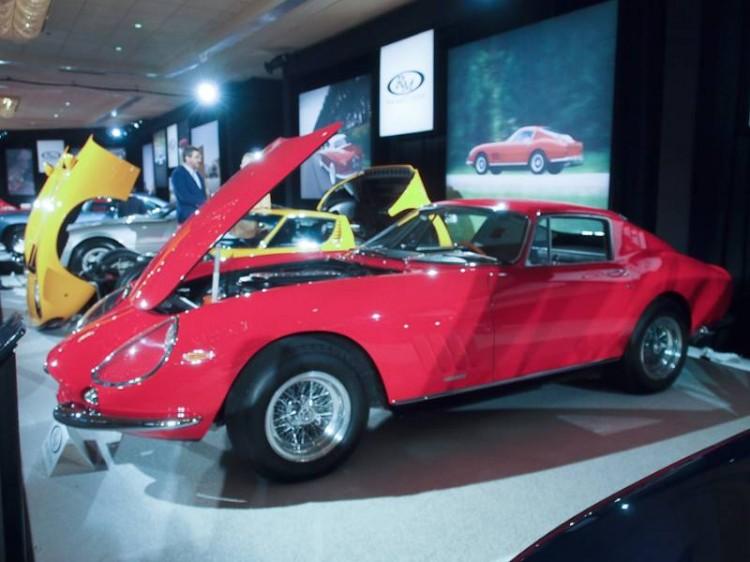 1965 Ferrari 275 GTB Alloy Berlinetta, Body by Pininfarina/Scaglietti