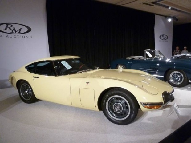 1968 Toyota 2000GT Coupe