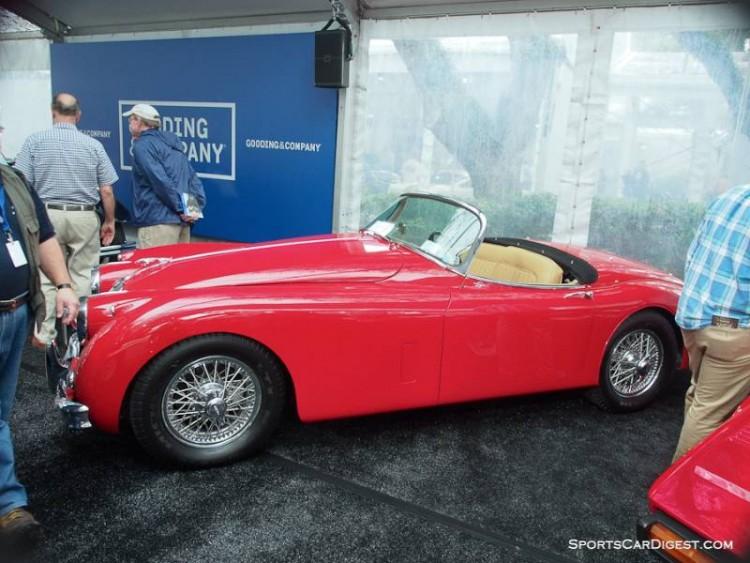 1958 Jaguar XK 150S 3.4 Roadster