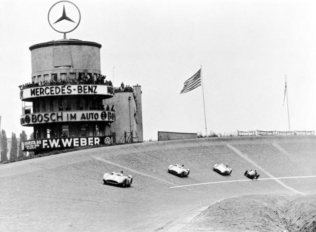 Jean Behra, Gordini, Mercedes-Benz W196