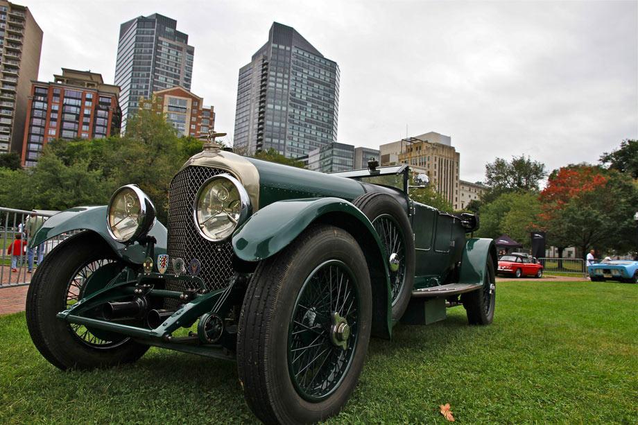 1928 Bentley 4.5 Liter Tourer