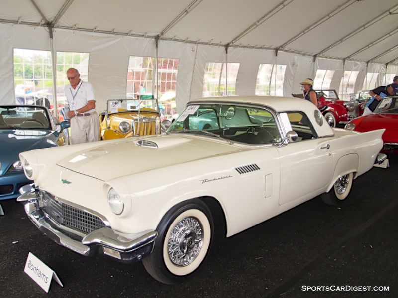 1957 Ford Thunderbird Convertible