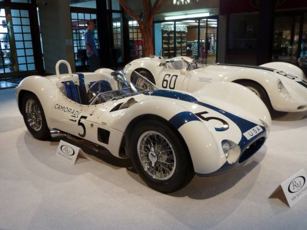 1960 Maserati Tipo 61 'Birdcage' Sports Racer