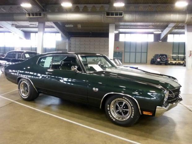 1970 Chevrolet Chevelle SS 454 Replica