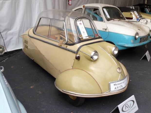 1953 Messerschmitt KR 175 Kabinenroller