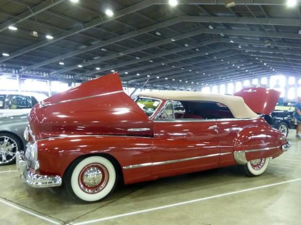 1947 Buick Super 8 Convertible