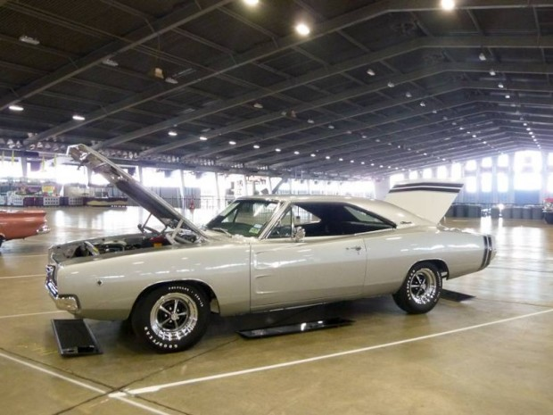 1968 Dodge Charger R/T 2-Dr. Hardtop
