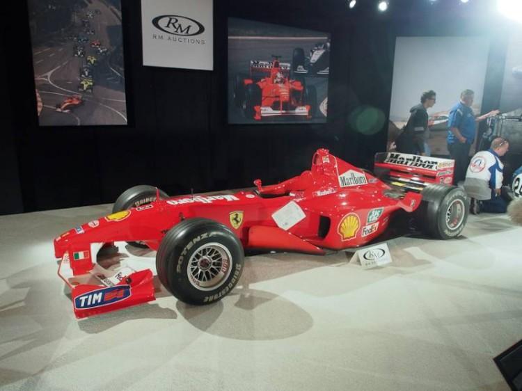 2000 Ferrari F1-2000 Formula 1