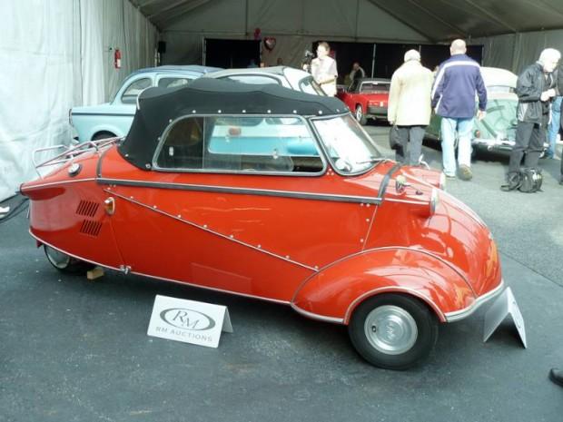 1961 Messerschmitt KR 200 Cabriolet