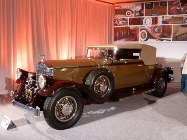 1931 Pierce-Arrow Model 41 Convertible Victoria