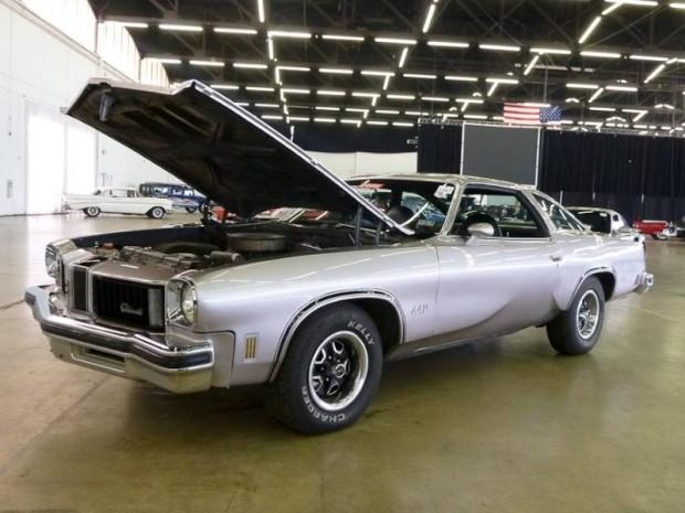 1975 Oldsmobile Cutlass 4-4-2 Coupe