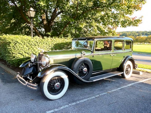 1931 Lincoln Model K 7-Passenger Limousine