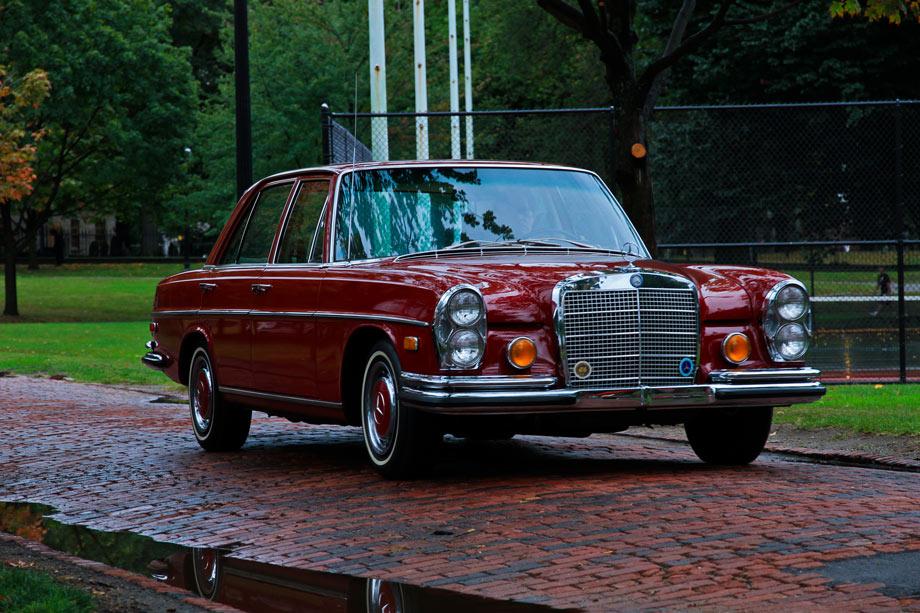 1971 Mercedes-Benz 280SE Coupe