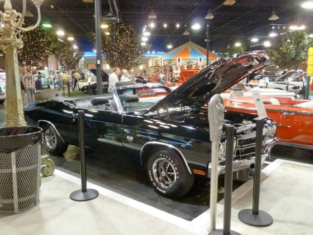 1970 Chevrolet Chevelle SS 454 Convertible