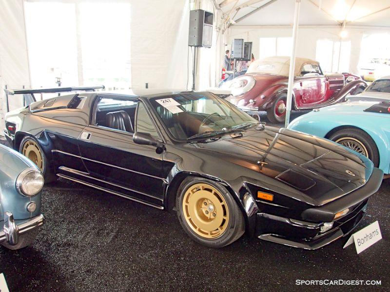 1988 Lamborghini Jalpa 3.5 Targa, Body by Bertone
