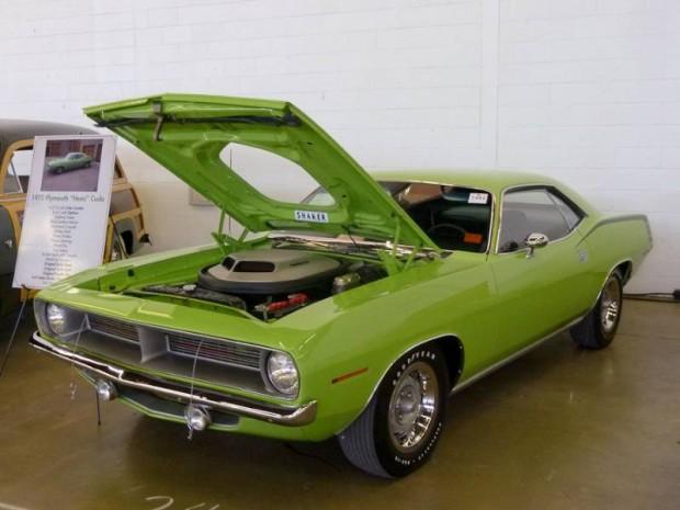 1970 Plymouth Barracuda Hemi Hardtop