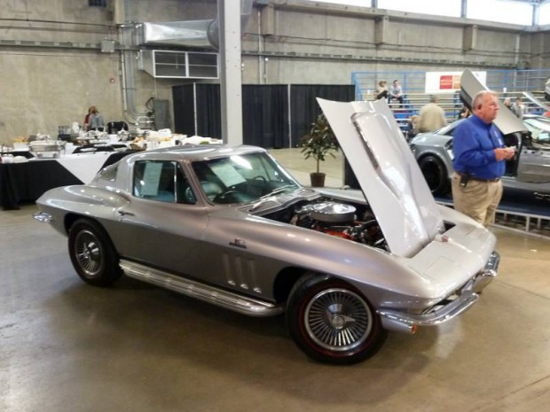1966 Chevrolet Corvette Coupe