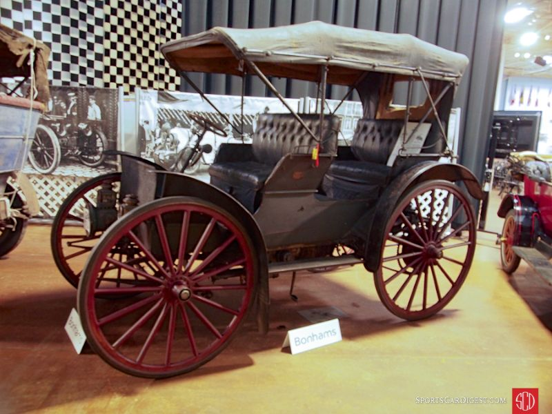 1909 International Harvester Model A Runabout