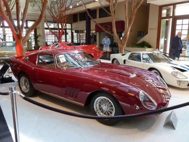1967 Ferrari 275 GTB-4 Berlinetta Special Allegretti