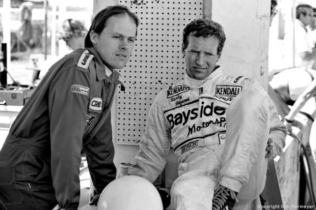 Al Holbert, Hurley Haywood, 1982 Sebring 12 Hours