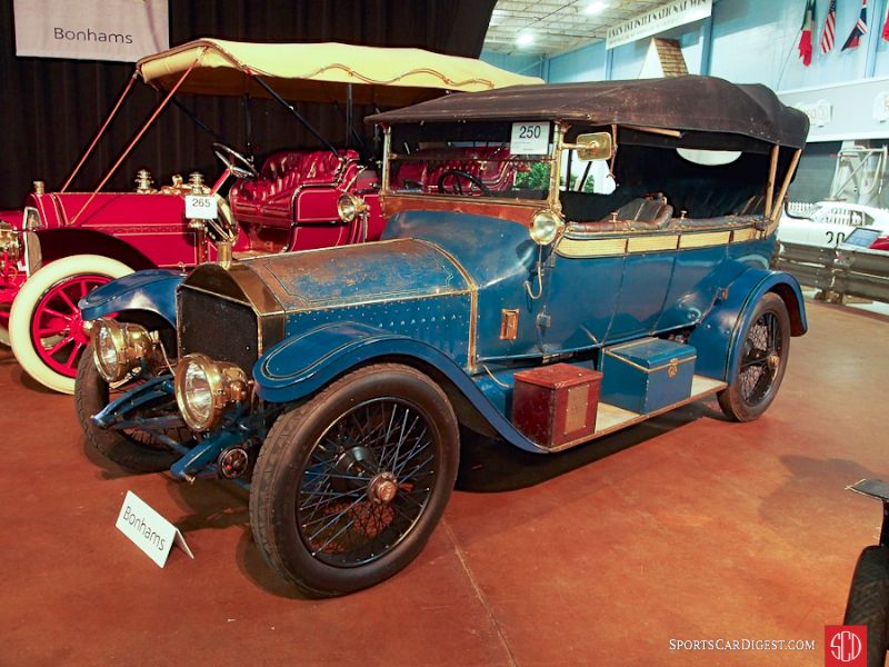 1913 Napier Type 44 Touring