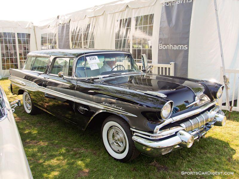 1957 Pontiac Star Chief Safari 2-Dr. Station Wagon
