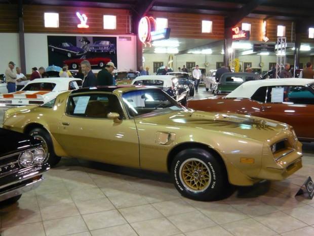 1978 Pontiac Trans Am Gold Edition 2-Dr. Hardtop