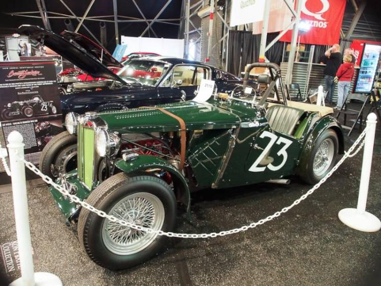 1949 MG TC Roadster Race Car