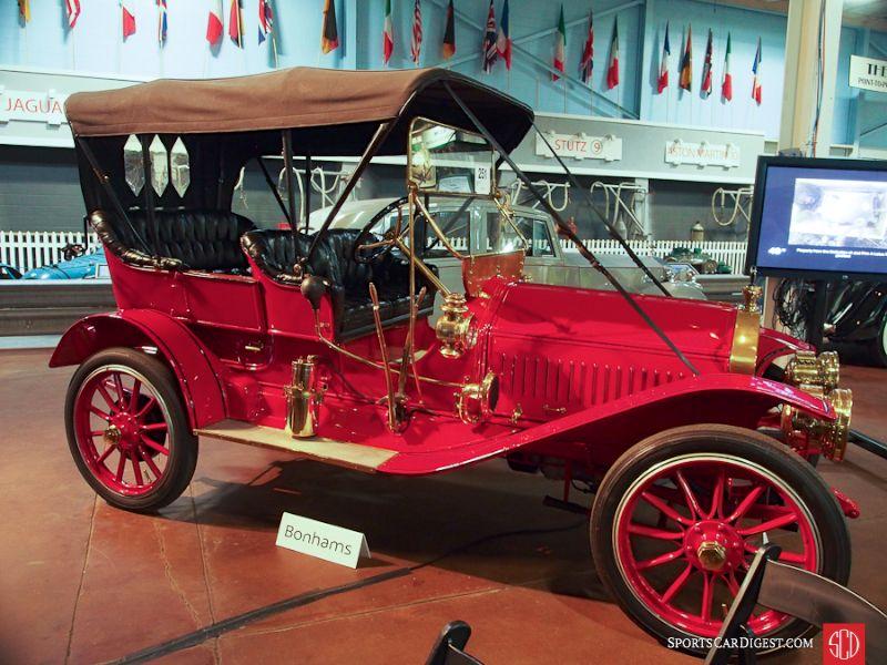 1910 Buick Model 16 Toy Tonneau