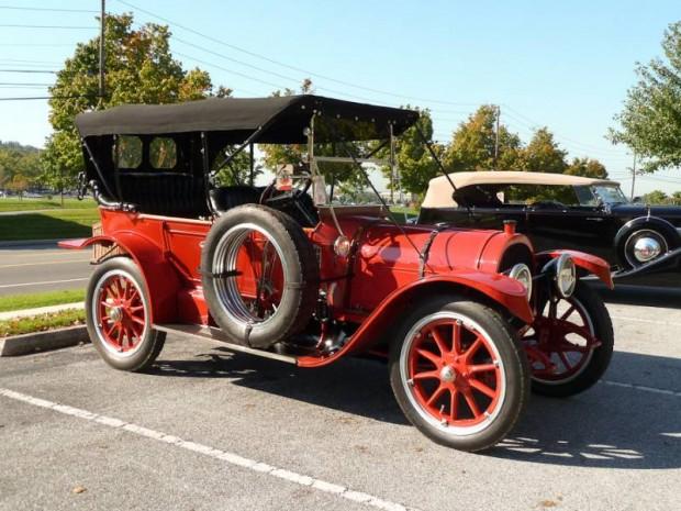 1913 Pope-Hartford Model 33 50hp Phaeton