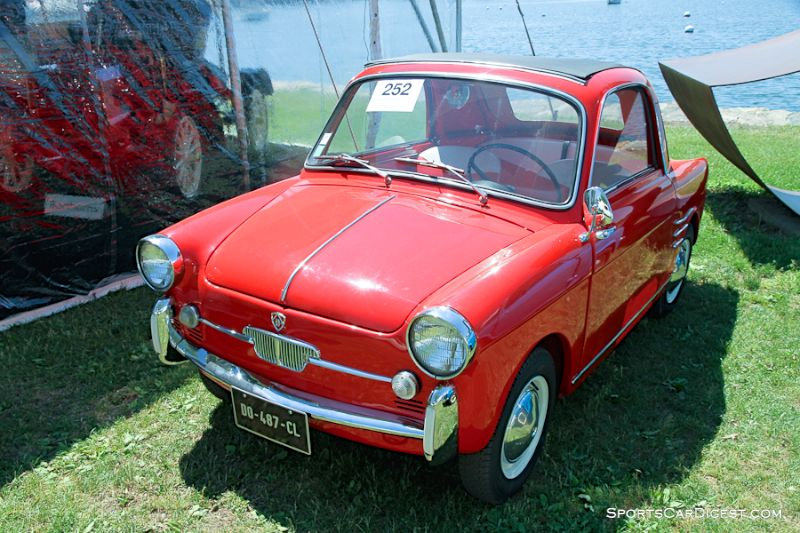 1959 Autobianchi Bianchina Transformabile