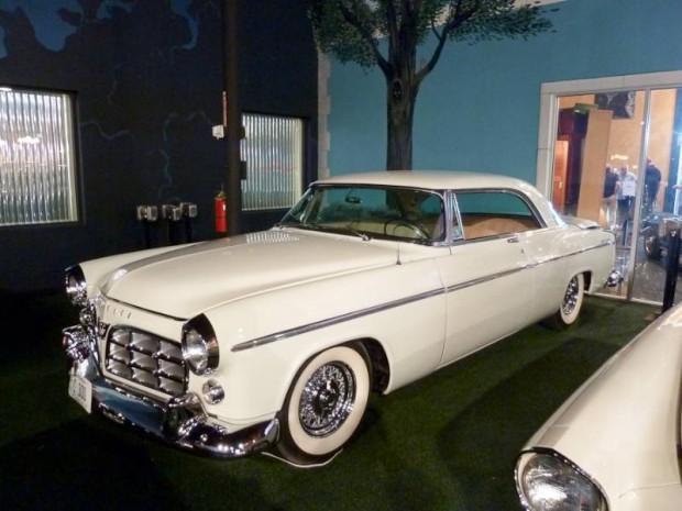 1955 Chrysler C-300 2-Dr. Hardtop