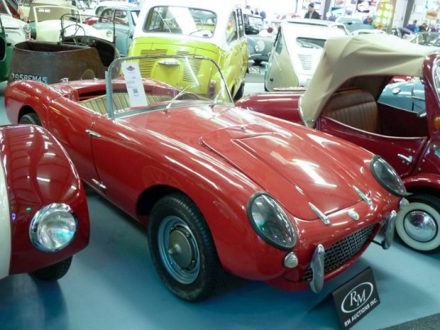 1958 Berkeley Sports SE328 Roadster