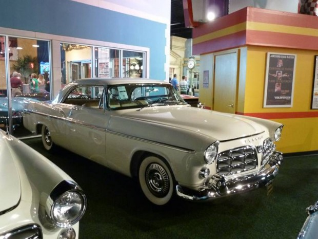 1956 Chrysler 300B 2-Dr. Hardtop