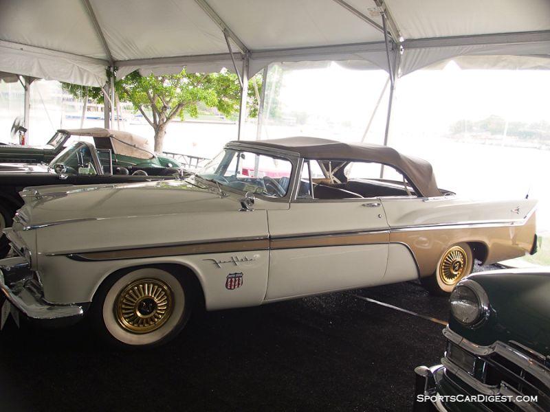 1956 DeSoto Fireflite Convertible Pace Car