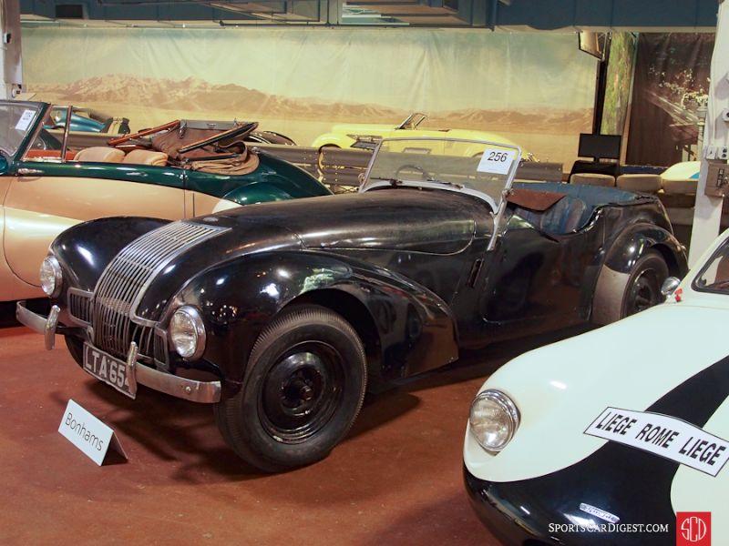 1949 Allard L-Type Tourer