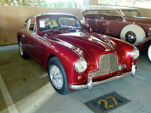 1956 Aston Martin DB 2-4 Mk I Coupe